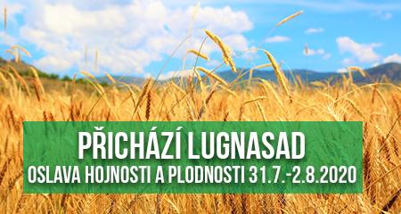 Lenka Bicencová: Přichází Lugnasad ~ oslava hojnosti a plodnosti 31.7.-2.8.2020