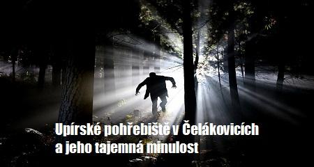 Upírské pohřebiště v Čelákovicích a jeho tajemná minulost