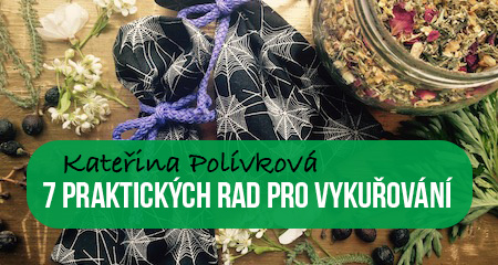 Kateřina Polívková: 7 praktických rad pro vykuřování