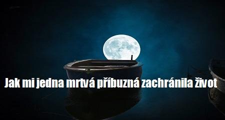 Lubomíra Bartošová: Jak mi jedna mrtvá příbuzná zachránila život ...