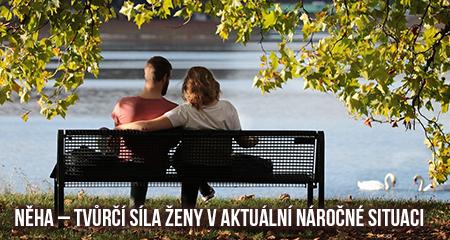 Lucie Meškanová: Něha – tvůrčí síla ženy v aktuální náročné situaci + praktický návod
