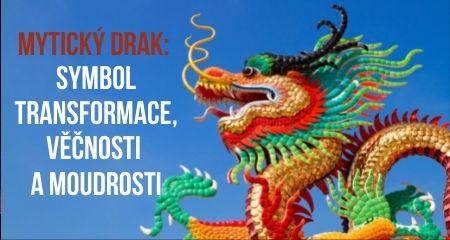 Mytický drak: Symbol transformace, věčnosti a moudrosti