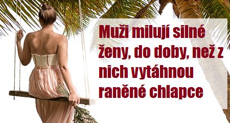 Vendula Kociánová: Muži milují silné ženy, do doby, než z nich vytáhnou raněné chlapce