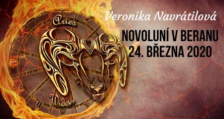 Veronika Navrátilová: Novoluní v Beranu 24. března 2020