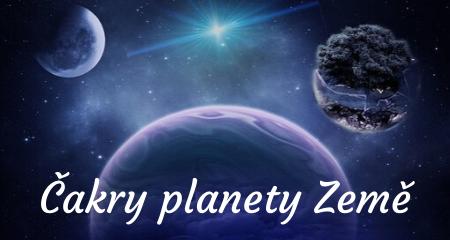 Čakry planety Země