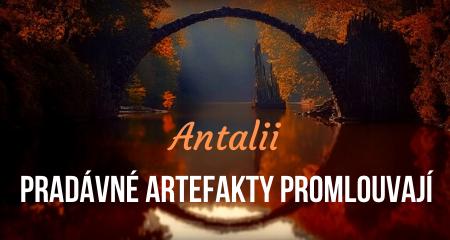 Antalii: Pradávné artefakty promlouvají