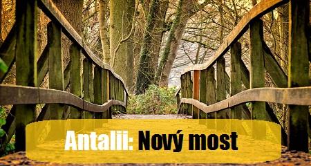 Antalii: Nový most