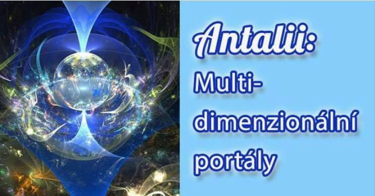 Antalii: Multidimenzionální portály