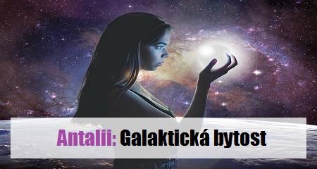 Antalii: Galaktická bytost