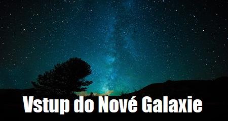 Silviya Valkova: Vstup do Nové Galaxie