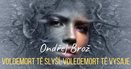 Ondřej Brož: Voldemort tě slyší, Voldemort tě vysaje