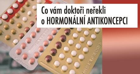 Magazín BIOOO: Co vám doktoři neřekli o HORMONÁLNÍ ANTIKONCEPCI