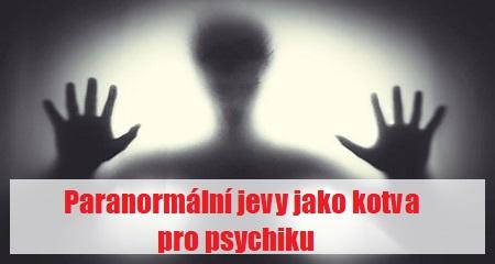 Jitka Bartošová: Paranormální jevy jako kotva pro psychiku