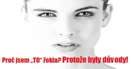 """Jitka Bartošová: Proč jsem """"TO"""" řekla? Protože byly důvody!"""