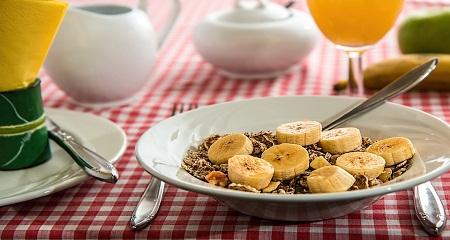 Magazín BIOOO: Co jíst před a po cvičení