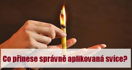 Michal Ježek: Co přinese správně aplikovaná tělová svíce?