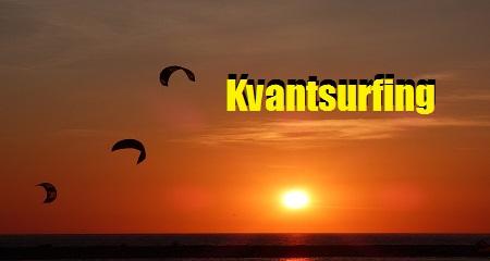 Jiří Lexa: Kvantsurfing