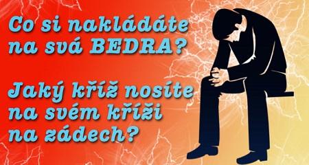 Jitka Bičíková: Duchovní příčina bolesti zad a šíje