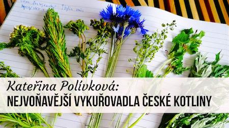 Kateřina Polívková: Nejvoňavější vykuřovadla české kotliny