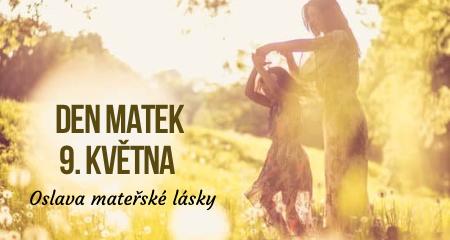 Den matek – oslava mateřské lásky