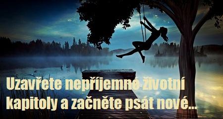 MERLIN král čarodějů: Uzavřete nepříjemné životní kapitoly a začněte psát nové...