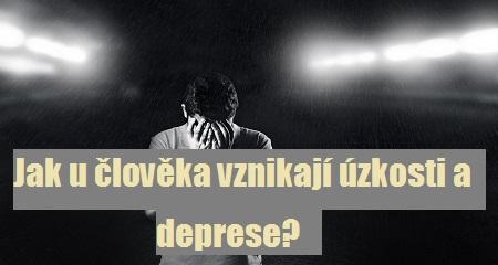 MUDr. Jan Miklánek: Jak u člověka vznikají úzkosti a deprese ?
