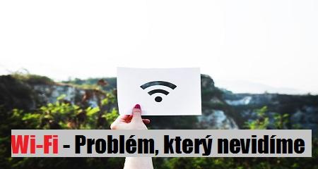 ČASOPIS ŠIFRA: Wi-Fi - Problém, který nevidíme