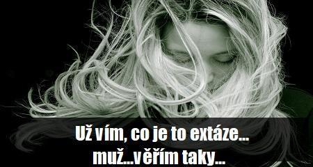 Soňa Mitra Pavlincová: Už vím, co je to extáze...muž…věřím taky…