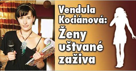 Vendula Kociánová: Ženy uštvané zaživa
